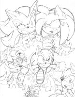 Sonic Doodlezzz : 51 by Narcotize-Nagini