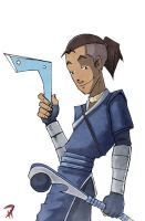 Sokka by Hyptosis