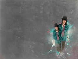 Noel Fielding wallpaper by Alexx-x3