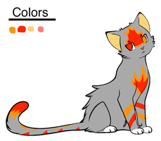 Cat Adoptable ::CLOSED:: by nimeare