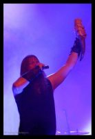 Amon Amarth -St Etienne 2011 e by Wild-Huntress