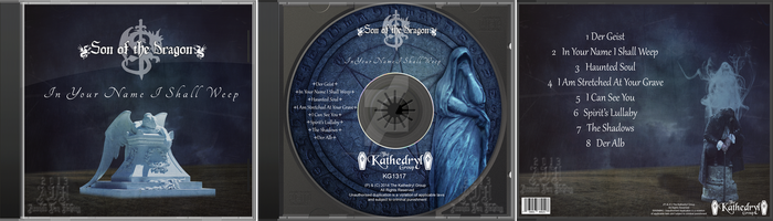 Fake CD Covers by MonochromeReflection