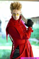 I am Vash2 by SozokuReed