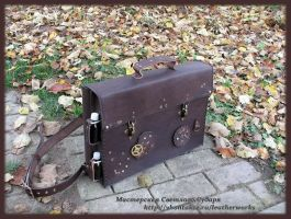 Steampunk bag for tools by Svetliy-Sudar