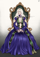 Commission: Duchess by barn-swallow