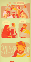 GoT/ASOIAF: Renly's Peach by FrenchBrioche