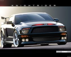 Knight Rider by iluvchics