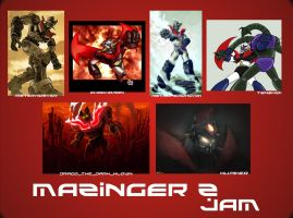mazinger z jam by chachaman