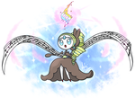 Mega Meloetta! (Fake) by Artic-Blue