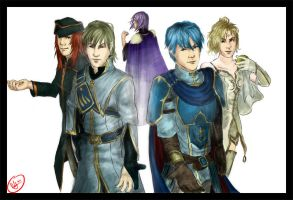 Heirs of Magvel by AlonzoConcetta