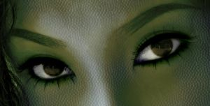 Reptile Woman by decayedmatter