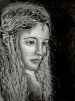 Galadriel (The Lord of the Rings) by ConorTheStarchilde