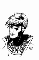 Gambit Headshot by RichBernatovech
