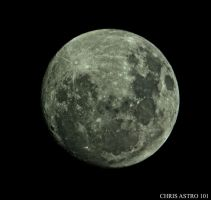 FULL MOON MAY 2013 by ChrisAstro101