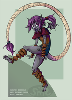Gift: DemonChild by zeratanus