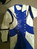 Connor Kenway Costume WIP by TheCreedBeliever