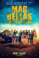 Mad Bellas - Acapella Road by heggcnote