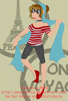 French Chic by FlantsyFlan
