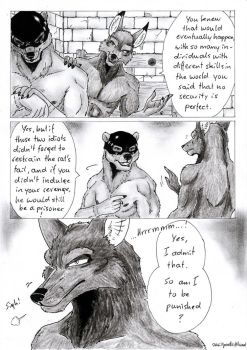 Adventures of Eternal: Castle of Laughter page 71 by dlpeattie