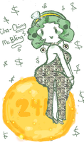 Queen Cha-Ching McBling by Ask-MusicPrincess3rd