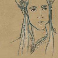 Thranduil by LauraTolton