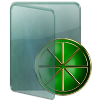 Limewire Saved Folder glass by 0dd0ne