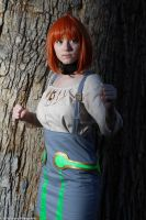 Are These Your Friends? (Penny cosplay - RWBY) by FangirlPhysics