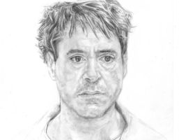 Robert Downey Jr by Monose