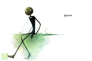 Deemo by m2fslide