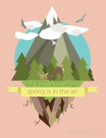 spring is in the air by geeklovesdesign