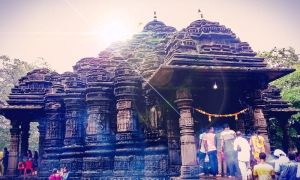 shive temple by ankitt111