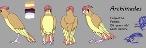 Archimedes reference sheet by Miss-Arcadia