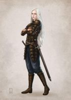 Elwene Ehrwald - private commission by ElifSiebenpfeiffer