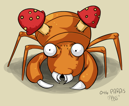 046: Paras by Mabelma