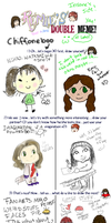 DOUBLE MEME WITH INSANE by chiffoneboo