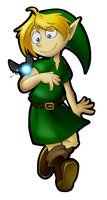 Fairy Boy by Bubucita