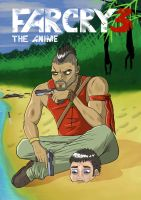Farcry 3 anime by Rennis05