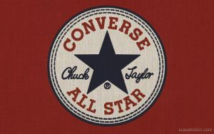 Converse All-Star Wallpaper by kcaudesign