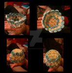 Quilling bowl by Darkwitch116