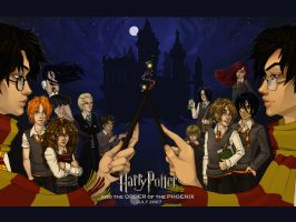 HP5 wallpaper by Kinky-chichi