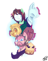 PEWDIEPIE by familyof6