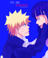 You're strong by tomoyoyo