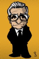 Scorsese by klaatu81