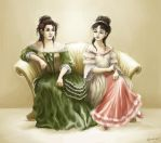 Ladies by Raria