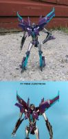 TF Prime Slipstream by Unicron9