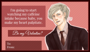 APH Valentine's Special - Norway by ceefam