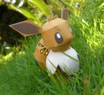 Eevee - Chibi ones by Toshikun