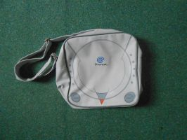 SEGA Dreamcast Messager Bag by BoomSonic514