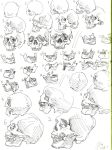 skulls p1 by JellyJulia