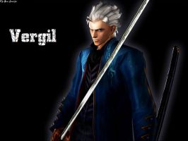 Vergil Sparda by The-Bone-Snatcher